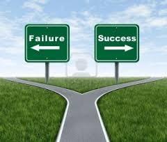 thành công, thất bại